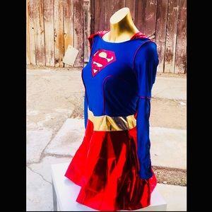 Supergirl costume🥀🌙